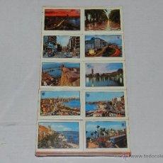 Cajas de Cerillas: (M) LOTE DE 10 CAJAS CERILLAS - BUEN ESTADO- RECUERDO DE ALICANTE. Lote 48755751