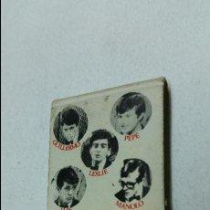 Cajas de Cerillas: CAJA DE CERILLAS GRUPO LOS SIREX ANTIGUA,AÑOS 60 APROX. Lote 48884839