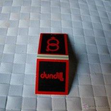 Cajas de Cerillas: CAJA DE CERILLAS -DUNDILL- FOTOS QUE NO TE FALTE EN TU COLECCION. Lote 49023013
