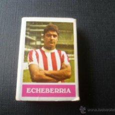Cajas de Cerillas: CAJA DE CERILLAS ATHLETIC CLUB BILBAO - ECHEBERRIA - FOSFOROS DEL PIRINEO. Lote 49151490