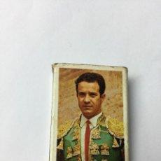 Cajas de Cerillas: CAJA DE CERILLAS - TORERO DIEGO PUERTA DIANEZ - SERIE GRANDES DIESTROS - Nº 4. Lote 49703569