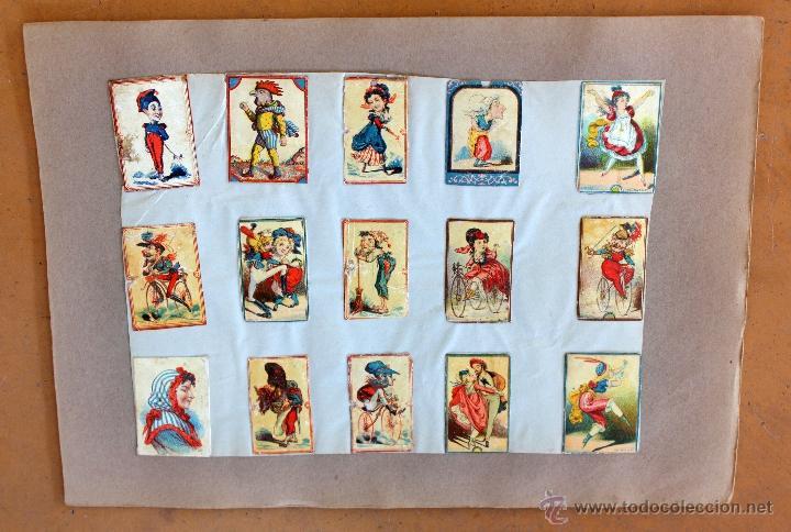 Cajas de Cerillas: IMPORTANTE LOTE CON ALREDEDOR DE 400 CAJAS DE CERRILLAS Y FOTOTIPIAS DEL SIGLO XIX - Foto 3 - 50185373