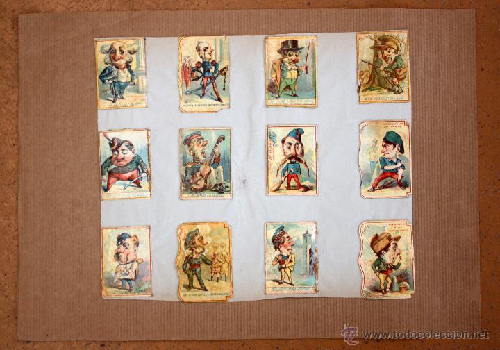 Cajas de Cerillas: IMPORTANTE LOTE CON ALREDEDOR DE 400 CAJAS DE CERRILLAS Y FOTOTIPIAS DEL SIGLO XIX - Foto 4 - 50185373