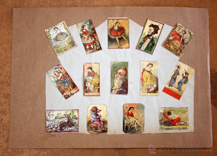 Cajas de Cerillas: IMPORTANTE LOTE CON ALREDEDOR DE 400 CAJAS DE CERRILLAS Y FOTOTIPIAS DEL SIGLO XIX - Foto 6 - 50185373