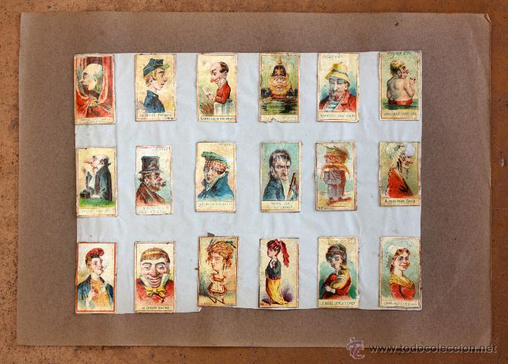 Cajas de Cerillas: IMPORTANTE LOTE CON ALREDEDOR DE 400 CAJAS DE CERRILLAS Y FOTOTIPIAS DEL SIGLO XIX - Foto 7 - 50185373