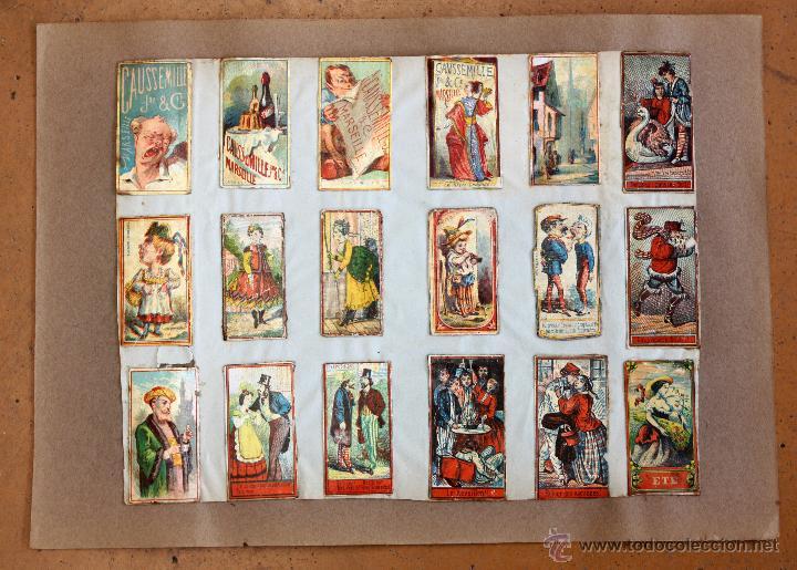 Cajas de Cerillas: IMPORTANTE LOTE CON ALREDEDOR DE 400 CAJAS DE CERRILLAS Y FOTOTIPIAS DEL SIGLO XIX - Foto 11 - 50185373
