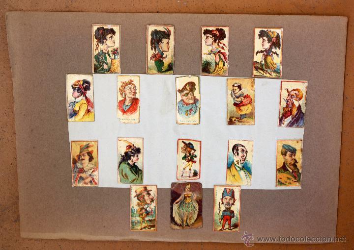 Cajas de Cerillas: IMPORTANTE LOTE CON ALREDEDOR DE 400 CAJAS DE CERRILLAS Y FOTOTIPIAS DEL SIGLO XIX - Foto 12 - 50185373