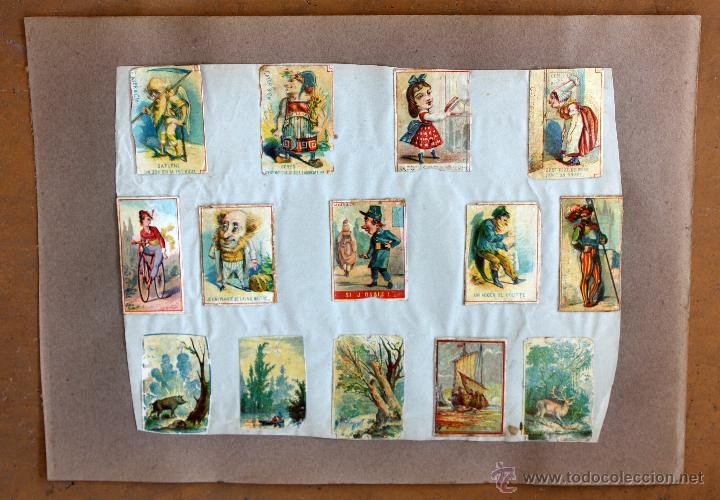 Cajas de Cerillas: IMPORTANTE LOTE CON ALREDEDOR DE 400 CAJAS DE CERRILLAS Y FOTOTIPIAS DEL SIGLO XIX - Foto 15 - 50185373