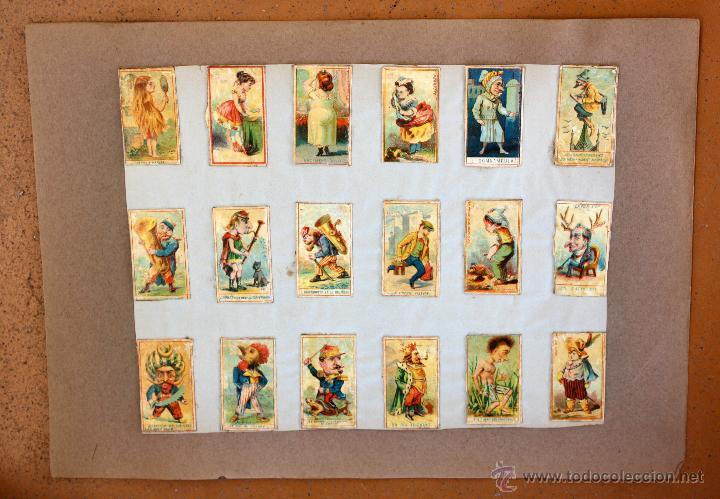Cajas de Cerillas: IMPORTANTE LOTE CON ALREDEDOR DE 400 CAJAS DE CERRILLAS Y FOTOTIPIAS DEL SIGLO XIX - Foto 17 - 50185373