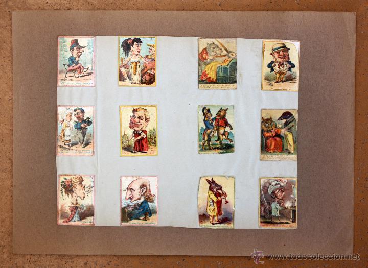 Cajas de Cerillas: IMPORTANTE LOTE CON ALREDEDOR DE 400 CAJAS DE CERRILLAS Y FOTOTIPIAS DEL SIGLO XIX - Foto 20 - 50185373