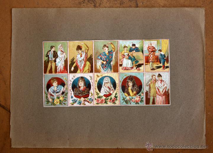Cajas de Cerillas: IMPORTANTE LOTE CON ALREDEDOR DE 400 CAJAS DE CERRILLAS Y FOTOTIPIAS DEL SIGLO XIX - Foto 21 - 50185373