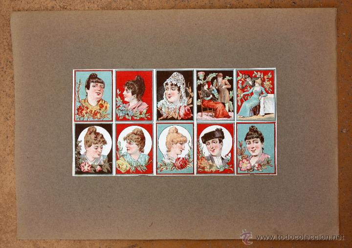 Cajas de Cerillas: IMPORTANTE LOTE CON ALREDEDOR DE 400 CAJAS DE CERRILLAS Y FOTOTIPIAS DEL SIGLO XIX - Foto 22 - 50185373