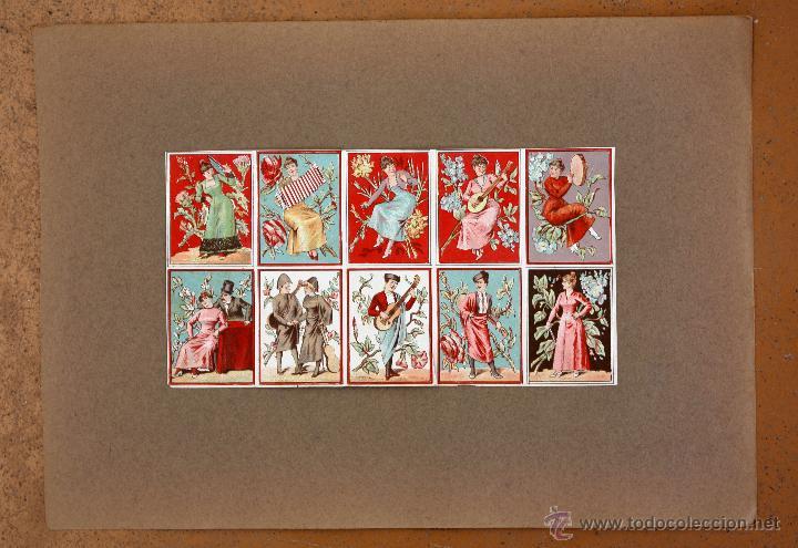 Cajas de Cerillas: IMPORTANTE LOTE CON ALREDEDOR DE 400 CAJAS DE CERRILLAS Y FOTOTIPIAS DEL SIGLO XIX - Foto 23 - 50185373
