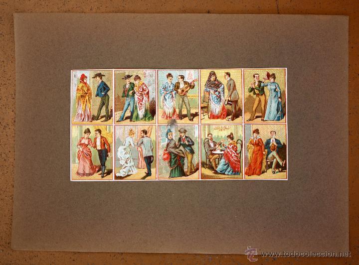 Cajas de Cerillas: IMPORTANTE LOTE CON ALREDEDOR DE 400 CAJAS DE CERRILLAS Y FOTOTIPIAS DEL SIGLO XIX - Foto 24 - 50185373