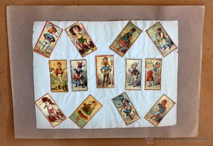 Cajas de Cerillas: IMPORTANTE LOTE CON ALREDEDOR DE 400 CAJAS DE CERRILLAS Y FOTOTIPIAS DEL SIGLO XIX - Foto 26 - 50185373