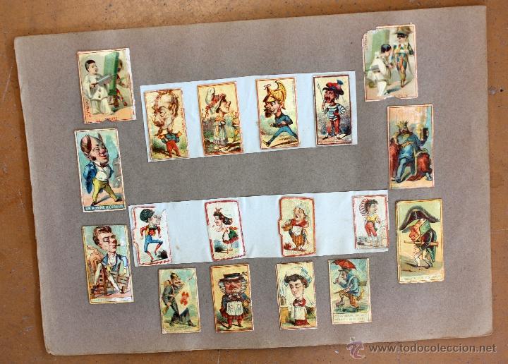 Cajas de Cerillas: IMPORTANTE LOTE CON ALREDEDOR DE 400 CAJAS DE CERRILLAS Y FOTOTIPIAS DEL SIGLO XIX - Foto 28 - 50185373