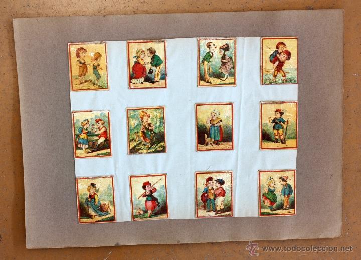 Cajas de Cerillas: IMPORTANTE LOTE CON ALREDEDOR DE 400 CAJAS DE CERRILLAS Y FOTOTIPIAS DEL SIGLO XIX - Foto 29 - 50185373
