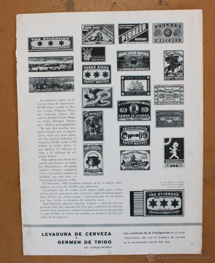 Cajas de Cerillas: IMPORTANTE LOTE CON ALREDEDOR DE 400 CAJAS DE CERRILLAS Y FOTOTIPIAS DEL SIGLO XIX - Foto 37 - 50185373