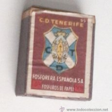 Cajas de Cerillas: ANTIGUA CAJA DE CERILLAS. Lote 51169934