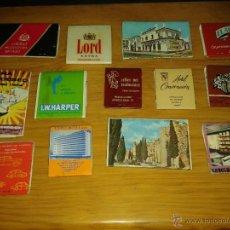Cajas de Cerillas: LOTE 18 CAJAS DE CERILLAS VARIADAS.. Lote 51198111