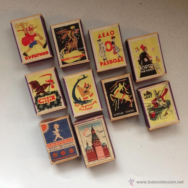 Cajas de Cerillas: LOTE de 50 CAJAS de CERILLAS RARISIMO POR LA VARIEDAD y POR SU CONSERVACION - Foto 2 - 51789072