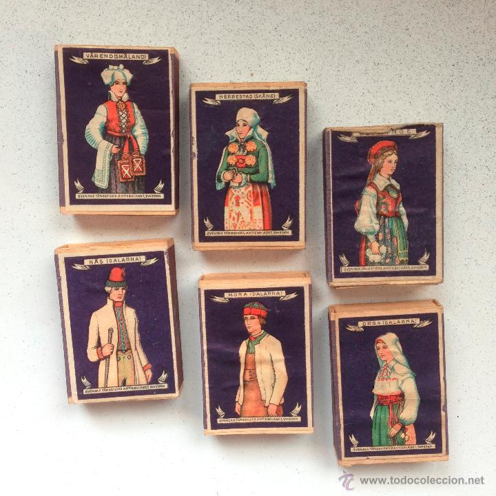 Cajas de Cerillas: LOTE de 50 CAJAS de CERILLAS RARISIMO POR LA VARIEDAD y POR SU CONSERVACION - Foto 4 - 51789072