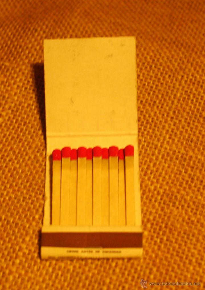 Cajas de Cerillas: Caja de cerillas elecciones municipales Madrid 1987 - Foto 3 - 52528546