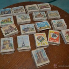 Cajas de Cerillas: ANTIGUAS CAJAS CERILLAS. Lote 53305790