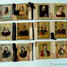 Cajas de Cerillas: TAPAS PARA CAJAS DE CERILLAS (24 PEGADAS). Lote 53571122