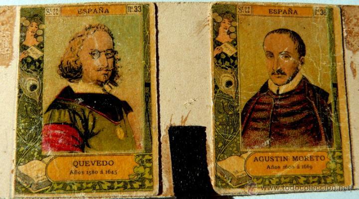 Cajas de Cerillas: TAPAS PARA CAJAS DE CERILLAS (24 PEGADAS) - Foto 6 - 53571122