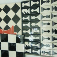 Cajas de Cerillas: JUEGO DE AJEDREZ PARA COLECCIONISTAS DE FOSFOROS DEL PIRINEO, S.A.. Lote 53678070
