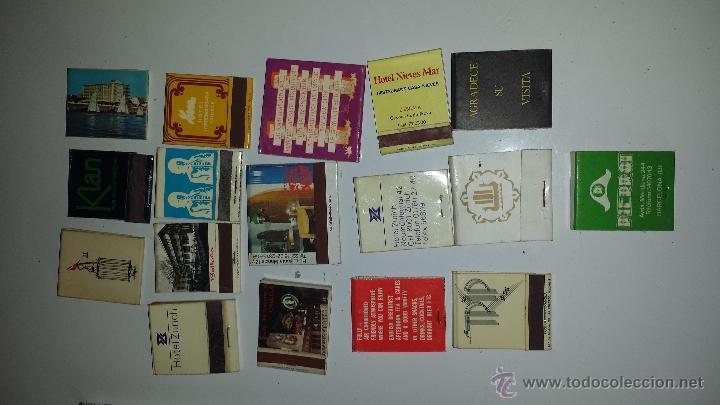 Cajas de Cerillas: LOTE 17 CAJAS CERILLAS - Foto 2 - 54266043