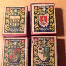 Cajas de Cerillas: CAJAS DE CERILLA. Lote 54619825