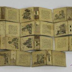 Cajas de Cerillas: COLECCIÓN DE 17 CAJAS DE CERILLAS. MONUMENTOS. FOSFORERA ESPAÑOLA. 1960.. Lote 49423327