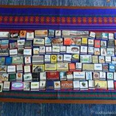 Cajas de Cerillas: LOTE 118 CAJA CAJAS CERILLAS CERILLEROS AÑOS 60 Y 70 VARIADAS.. Lote 55188904