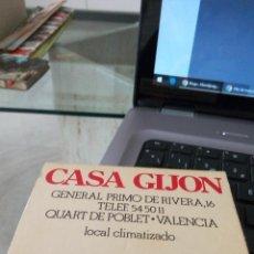 Cajas de Cerillas: COLECCIÓN DE 500 DE CAJITAS DE CERILLAS CON UNA ANTIGÜEDAD DE 45-50 AÑOS TODAS ELLAS DE PUBLICIDAD. Lote 56016081