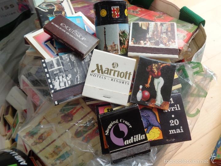 Cajas de Cerillas: GRAN CANTIDAD DE CAJAS DE CERILLAS COLECCION PARTICULAR DESDE LOS AÑOS 60 AL 2000 - Foto 5 - 56294053
