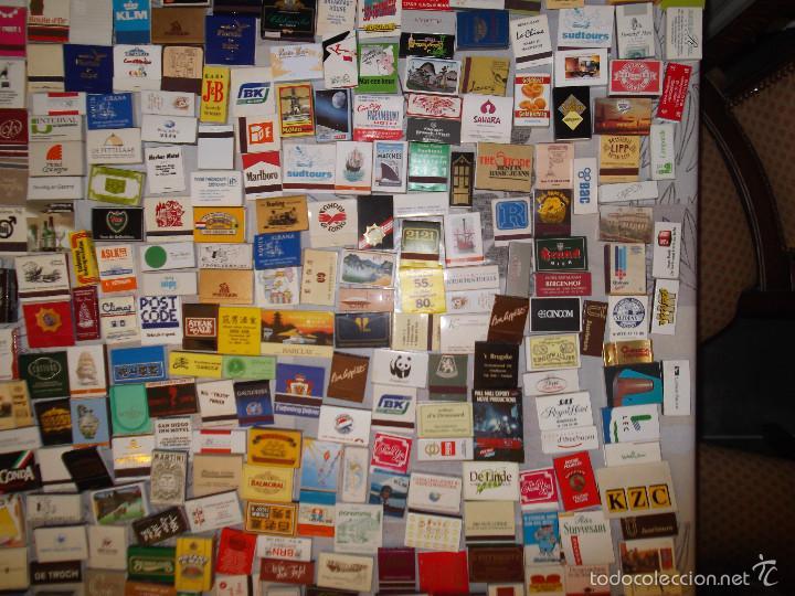 Cajas de Cerillas: Lote de 550 cajas de cerillas de todo el mundo - Sin usar - Foto 4 - 57023016