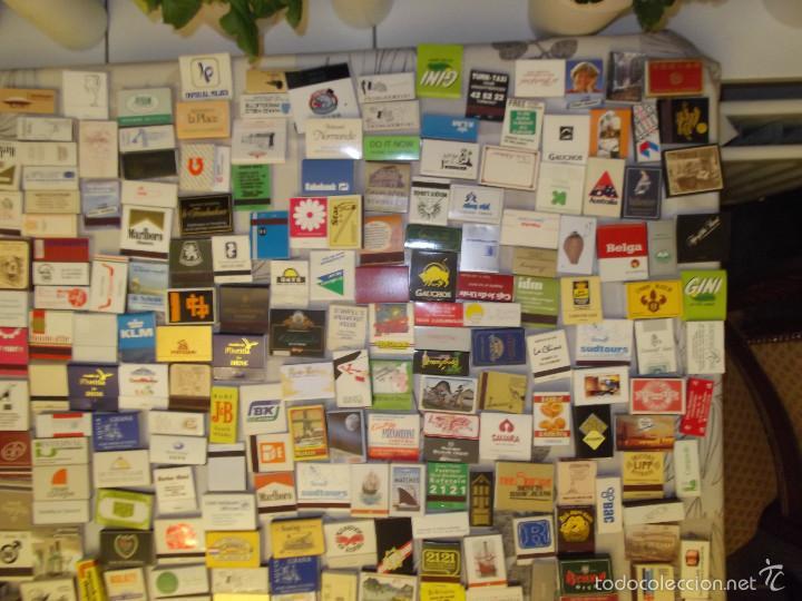 Cajas de Cerillas: Lote de 550 cajas de cerillas de todo el mundo - Sin usar - Foto 6 - 57023016