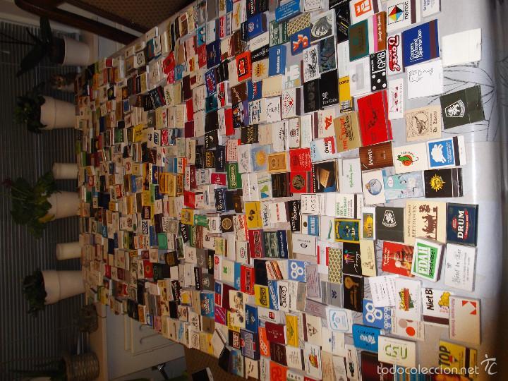 Cajas de Cerillas: Lote de 550 cajas de cerillas de todo el mundo - Sin usar - Foto 7 - 57023016