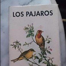 Cajas de Cerillas: CAJA DE CERILLAS GRANDE LOS PÁJAROS . Lote 58485291