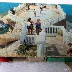 Cajas de Cerillas: 2 CAJAS DE CERILLAS ANTIGUAS RECUERDO BENIDORM Y RESTAURANTE CANTON. Lote 60678907