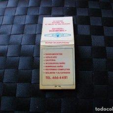 Cajas de Cerillas: CAJA DE CERILLAS PUBLICIDAD- -DECORDUX- -LA DE LAS FOTOS VER TODOS MIS LOTES DE CERILLAS. Lote 63088116
