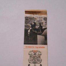 Cajas de Cerillas: CAJA DE CERILLAS CLUB CONDE DE HARO. LOGROÑO. LA RIOJA. TDKP8. Lote 63301792