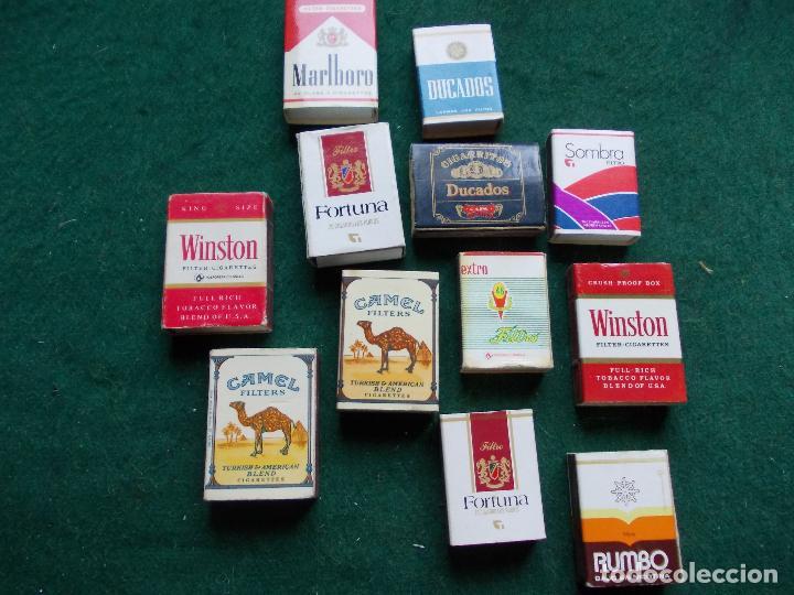 CERILLAS DE TABACOS (Coleccionismo - Objetos para Fumar - Cajas de Cerillas)