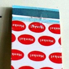 Cajas de Cerillas: CAJA DE CERILLAS - AÑOS 60/70 - PUBLICIDAD - HENKEL. Lote 69711525