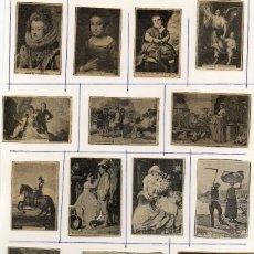 Cajas de Cerillas: PANELES DE CAJAS DE CERILLAS ESPAÑA SIGLO XIX . Lote 71586147