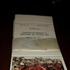 Caixas de Fósforos: SERIE COMPLETA 40 CAJAS CERILLAS - FOSFORERA ESPAÑOLA FIESTAS DE ESPAÑA. Lote 86529776