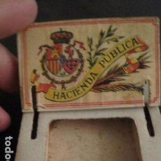 Cajas de Cerillas: CAJA DE CERILLAS - 50 CERILLAS FABRICA DE PALMA - ANTIGUA -VER FOTOS-(V-8623). Lote 74613075