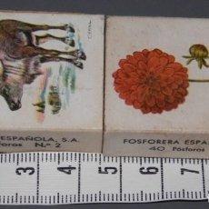 Cajas de Cerillas: CAJAS DE CERILLAS ANTIGUAS. Lote 79337597